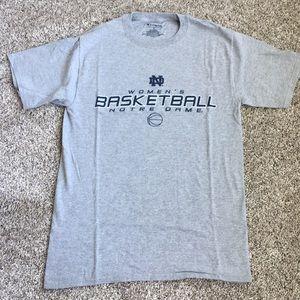 Norte Dame Women's Basketball T-shirt